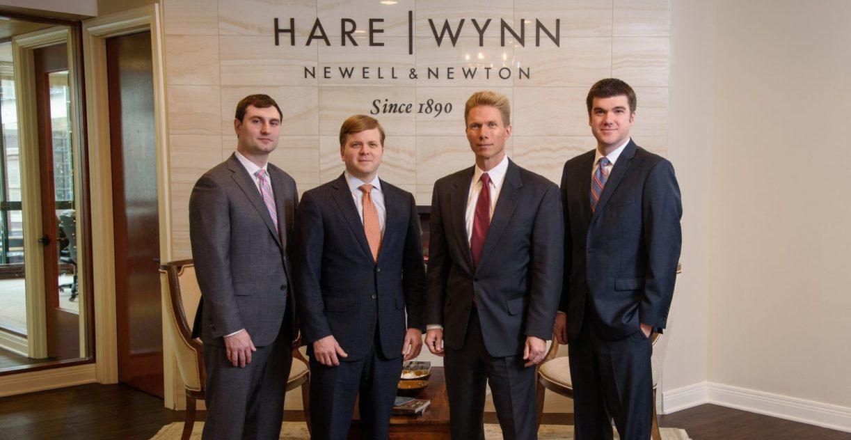 Hare wynn accident & injury attorneys near you